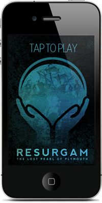 resurgam on your mobile device